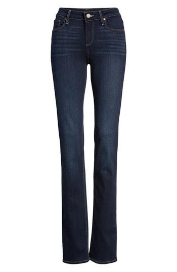 Women's Paige Skyline Transcend Straight Jeans
