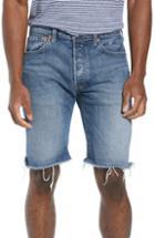 Men's Levi's 501 Ct Denim Shorts - Red
