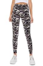 Women's Topshop Skinny Camouflage Jogger Pants