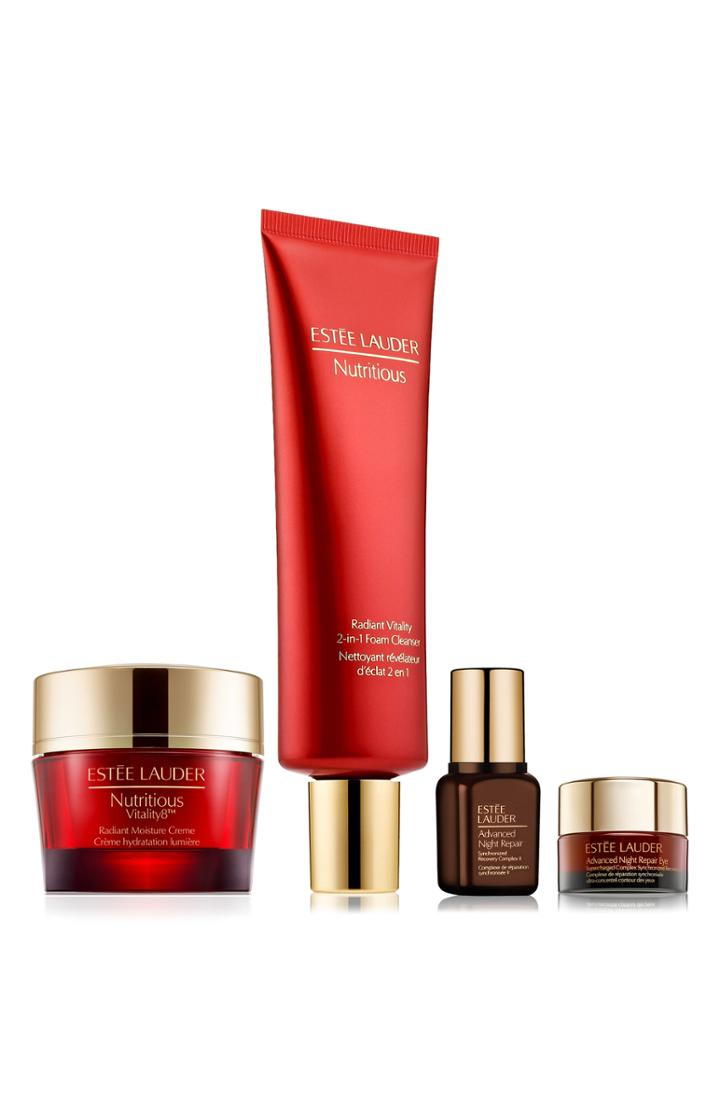 Estee Lauder Detox, Infuse, Glow Set (limited Edition) (online Only)