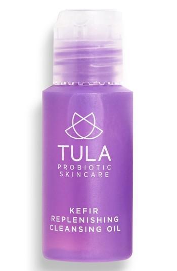 Tula Probiotic Skincare Kefir Replenishing Cleansing Oil Oz