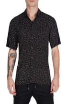 Men's Zanerobe Xcross Box Shirt, Size - Black
