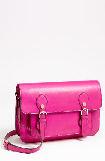 Steven By Steve Madden 'large' Crossbody Bag Fuchsia One Size