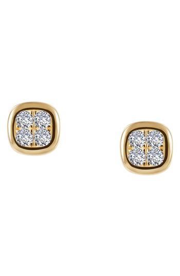 Women's Lafonn Bezel Stud Earrings