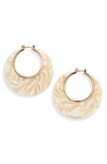 Women's 8 Other Reasons Maya Hoop Earrings