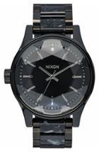 Women's Nixon 'the Facet' Bracelet Watch, 42mm