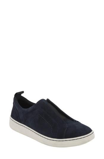 Women's Earth Zetta Slip-on Sneaker M - Blue