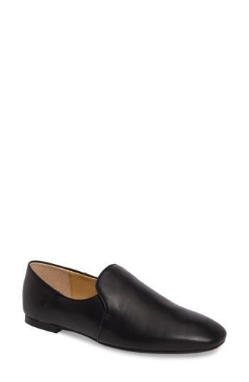 Women's Splendid Derby Loafer Flat M - Black
