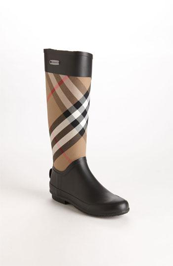 Women's Burberry Clemence Rain Boot