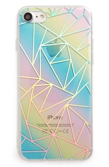 Bp. Holo Gem Iphone 7/8 Case - Metallic
