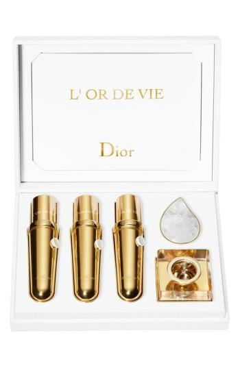 Dior L'or De Vie La Cure Vintage 2016 Collection