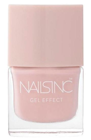 Nails Inc. London 'gel Effect' Nail Polish With Plumping Effect Mayfair Lane