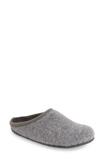 Women's Camper 'wabi' Slipper Eu - Grey
