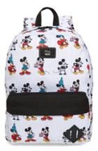 Men's Vans X Disney Mickey's 90th Anniversary - Mickey Through The Ages Backpack -