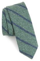 Men's The Tie Bar Stripe Silk Tie