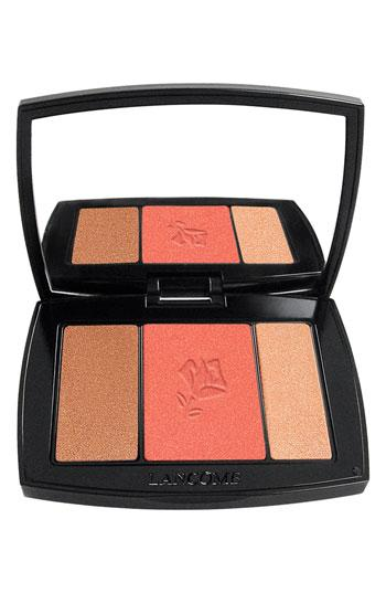 Lancome Blush Subtil All-in-one Contour, Blush & Highlighter Palette - 158 Peche Savvy