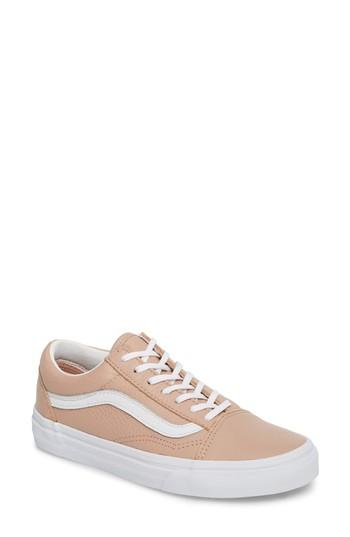 Women's Vans Old Skool Dx Sneaker M - Pink