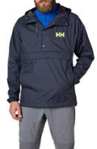 Men's Helly Hansen Loke Packable Anorak - Blue