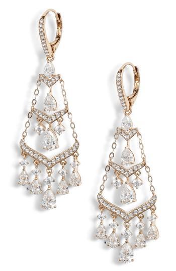 Women's Nadri Chandelier Earrings