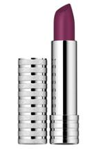 Clinique Long Last Soft Matte Lipstick - Plum
