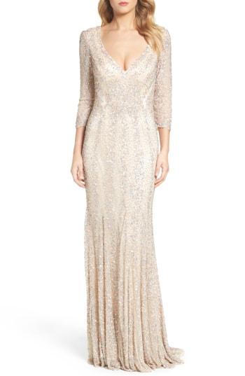 Women's Mac Duggal Sequin Gown