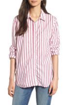 Women's Stateside Stripe Oxford Shirt