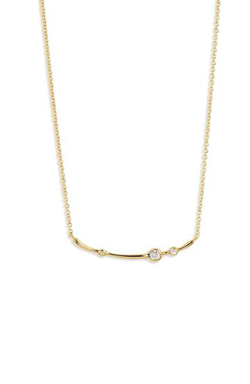 Women's Gorjana Josslyn Bar Pendant Necklace