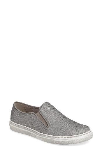 Women's Gabor Slip-on Loafer M - Grey
