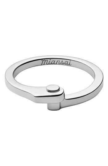 Women's Miansai Nyx Ring