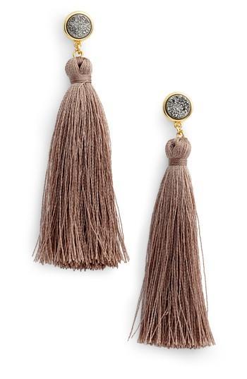 Women's Gorjana Tassel Drop Earrings