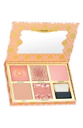 Benefit Cheeks On Pointe Blush Bar Cheek Palette - No Color