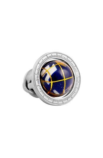 Men's Tateosssian Globe Pin