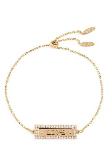 Women's Lulu Dk Bar Bracelet