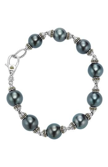 Women's Lagos Pearl Bracelet