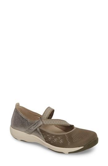 Women's Dansko Haven Mary Jane Sneaker .5-6us / 36eu M - Beige