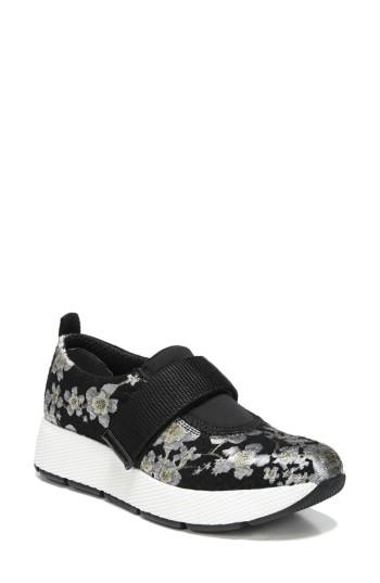 Women's Sarto By Franco Sarto Odella Slip-on Sneaker .5 M - Black