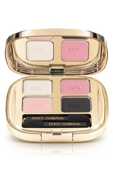 Dolce & Gabbana Beauty Smooth Eye Color Quad - Miss Dolce 143