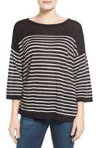 Women's Nydj Serra Stripe Sweater