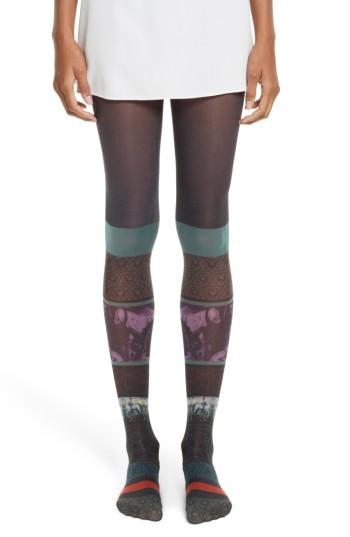 Women's Undercover Pattern Tights