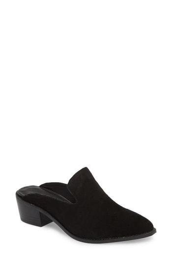 Women's Chinese Laundry Marnie Loafer Mule M - Black