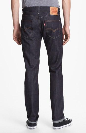 Levi's '511' Skinny Fit Jeans (rigid Dragon) Rigid