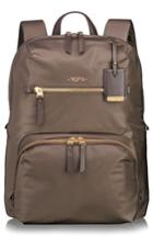 Tumi Voyageur Halle Nylon Backpack - Brown
