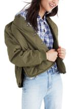 Women's Madewell Quilted Military Jacket