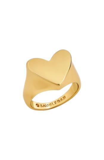 Women's Baublebar Love You Pinky Ring