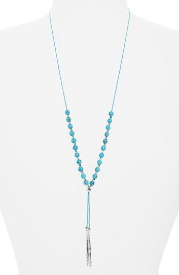 Women's Gorjana Power Stone Convertible Necklace