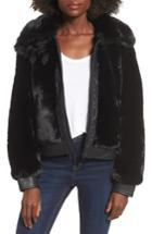 Women's Blanknyc Faux Fur Jacket