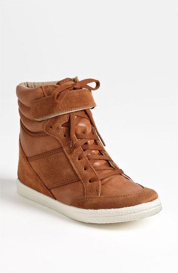 Topshop  Aerobic2  Wedge Sneaker