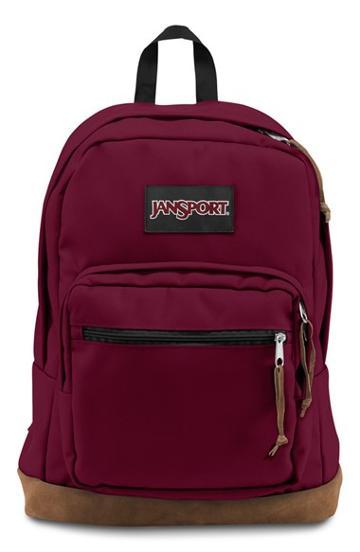 Men's Jansport 'right Pack' Backpack - Red