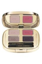 Dolce & Gabbana Beauty Smooth Eye Color Quad - Lushies 146