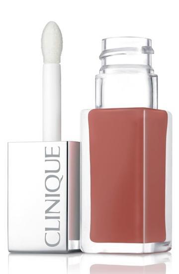 Clinique 'pop Lacquer' Lip Color & Primer - Nude Pop